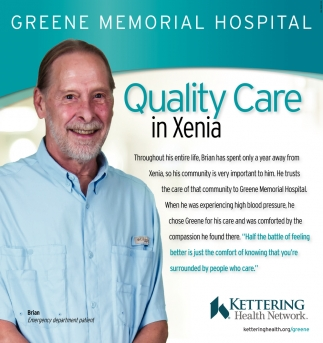 Quality Care in Xenia