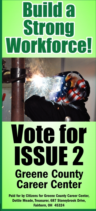 Vote for ISSUE 2