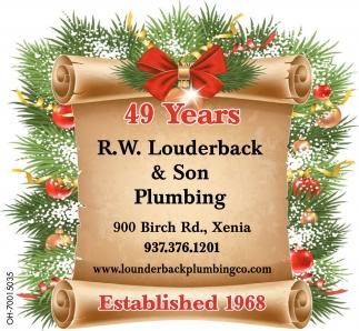 49 Years. Established 1968