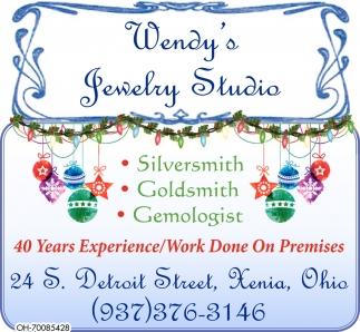 Silversmith, Goldsmith, Gemologist