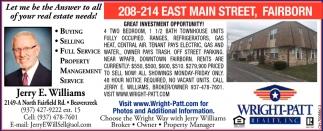 208-214 East Main Street, Fairborn