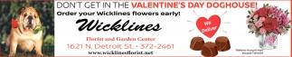 Valentine's Day Doghouse!