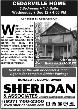Cedarville Home