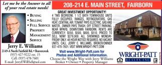 208-214 E. Main Street, Fairborn