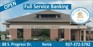 Open - Full Service Banking