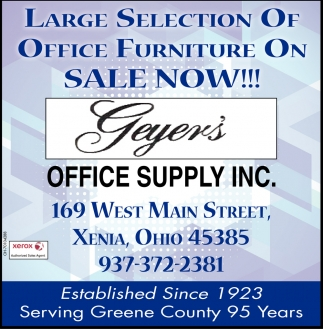 Large Selection Of Office Furniture On Sale Now!