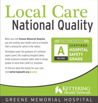 Local Care - National Quality