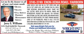 3745-3749 Enon-Xenia Road, Fairborn