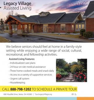 Unparalleled Senior Housing