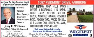 1097 Peidmont Drive, Fairborn