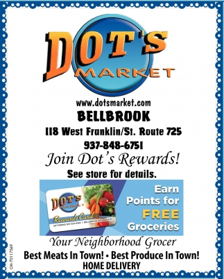 Join Dot's Reward's