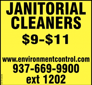 Janitorial Cleaners