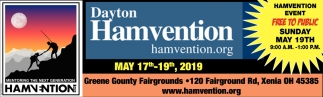 Hamvention Event - Free to Public