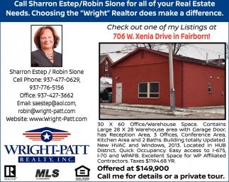 706 W. Xenia Drive in Fairborn