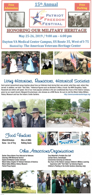 Patriot Freedom Festival - Honoring Our Military Heritage