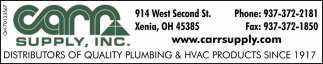 Plumbing, HVAC, Hydronics and Water Works supplies