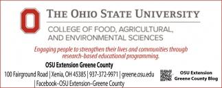 OSU Extension Greene County