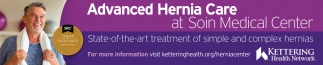 Advanced Hernia Care