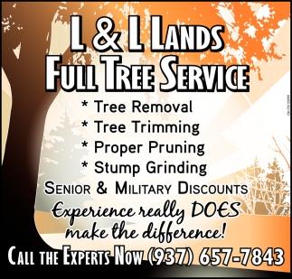 Full Tree Service