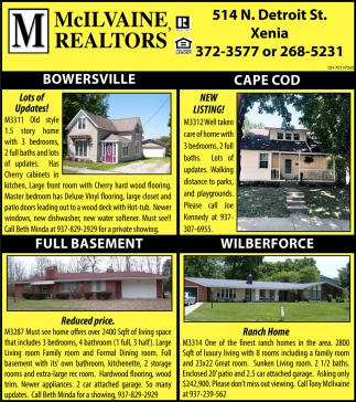 Your trusted name in Xenia real estate for over 30 years
