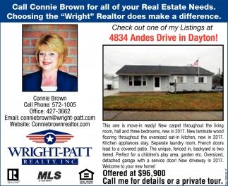 4834 Andes Drive, Dayton