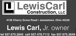Lewis Carl, Jr. Owner
