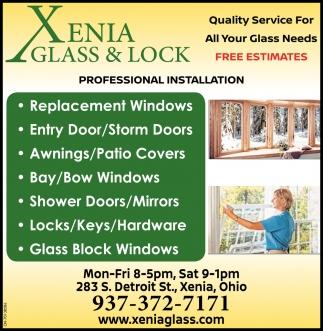 Quality Service For All Your Glass Needs