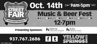 Music & Beer Fest