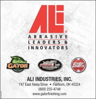 Abrasive Leaders & Innovators