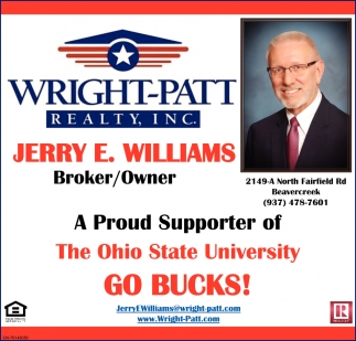 A Proud Supporter of The Ohio State University - Go Bucks!