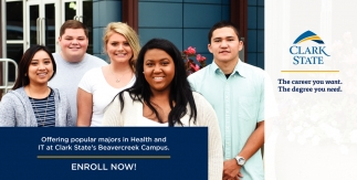 Majors in Health and IT