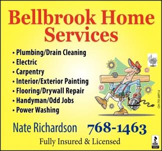 Nate Richardson Fully Insured & Licensed
