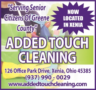 Serving Senior Citizens of Greene County