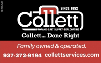 Family owned & operated since 1952