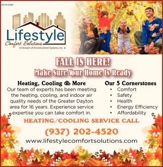 Fall is Here! Make Sure Your home Is Ready