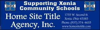 Supporting Xenia Community Schools