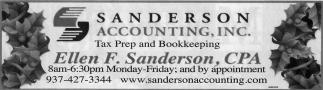 Ellen F. Sanderson, CPA