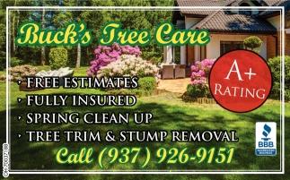 Tree Trim & Stump Removal