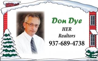 Don Dye - Merry Christmas
