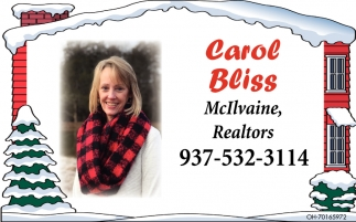 Carol Bliss - Merry Christmas