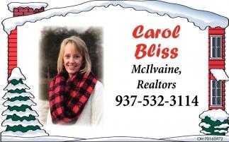 Carol Bliss - Merry Christmas