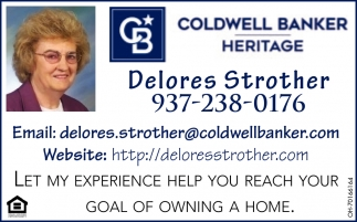 Let my experience help you rech your goal of owning a home