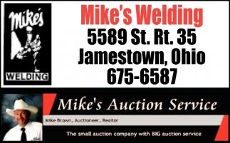 Mike's Welding