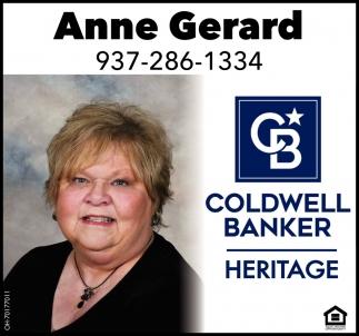 Anne Gerard - 937-286-1334