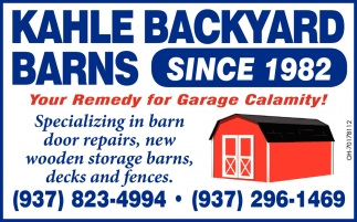 Your Remedy for Garage Calamity!