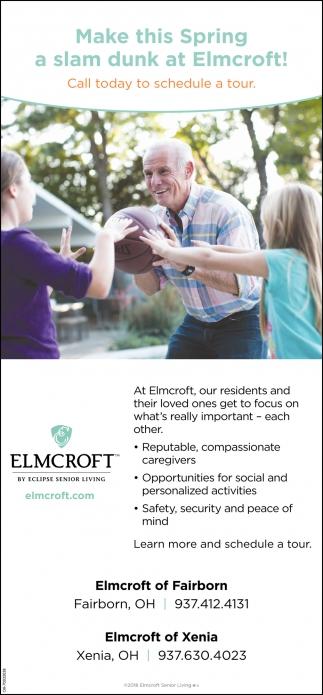Eclipse Senior Living Tourism Company And Tourism