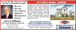 24 N. Maple Avenue, Fairborn
