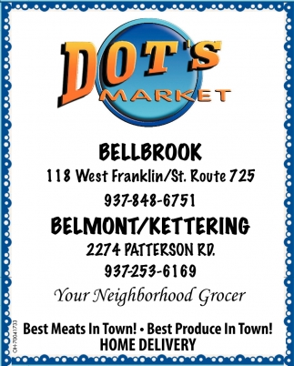 Best Meats in Town! Bet Produce in Town!