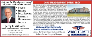 2670 Meadownpoint Drive, Troy