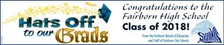 Congratulations to the Fairborn High School Class of 2018!